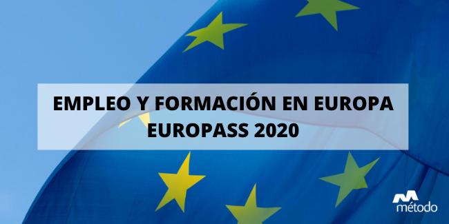 El nuevo Europass 2020, tu currículum europeo