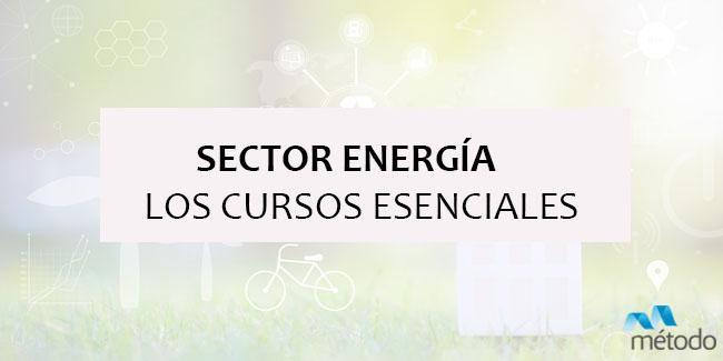 Formación para el sector energía: los cursos esenciales