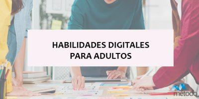 Proyecto DIGIT-ALL: habilidades digitales para adultos
