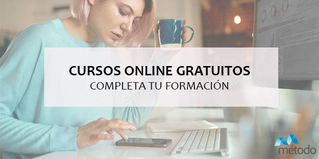 Completa tu formación con estos cursos online gratuitos