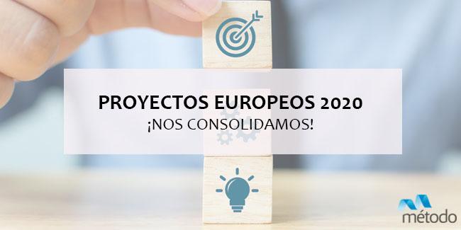Nuevos proyectos europeos 2020