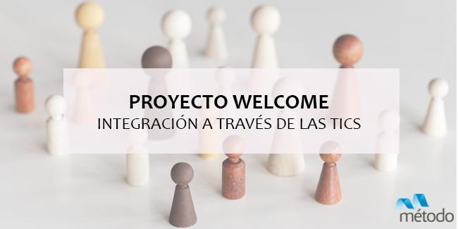Proyecto WELCOME: hacia la integración de los migrantes a través de las TICS