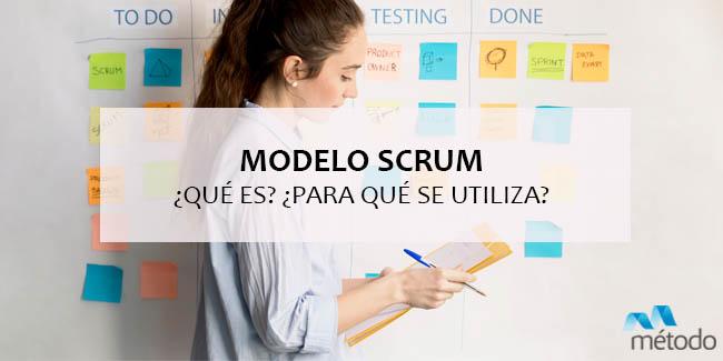 SCRUM: qué es y para qué se utiliza