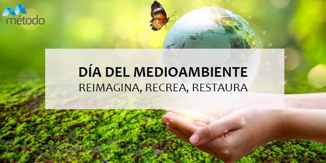 Celebramos el Día Mundial del Medioambiente