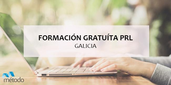 Formación gratuíta en Prevención de Riscos Laborais en Galicia